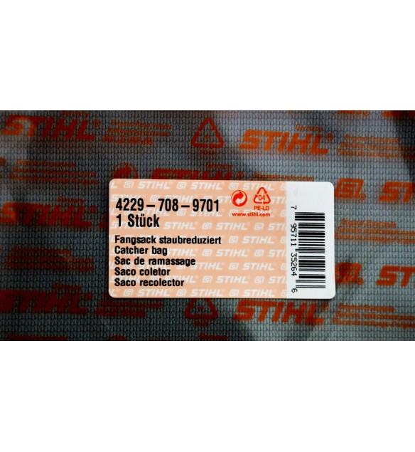 Stihl Fangsack 42297089701// BGE, BG, SHE, SH 45, 46, 55, 56, 65 ,71, 72 ,75 ,81, 85 ,86 ,4229 708 9701