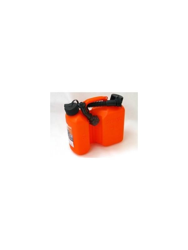 Stihl 00008810124 Kombi-Kanister 3 + 1,5 Liter orange 0000 881 0124
