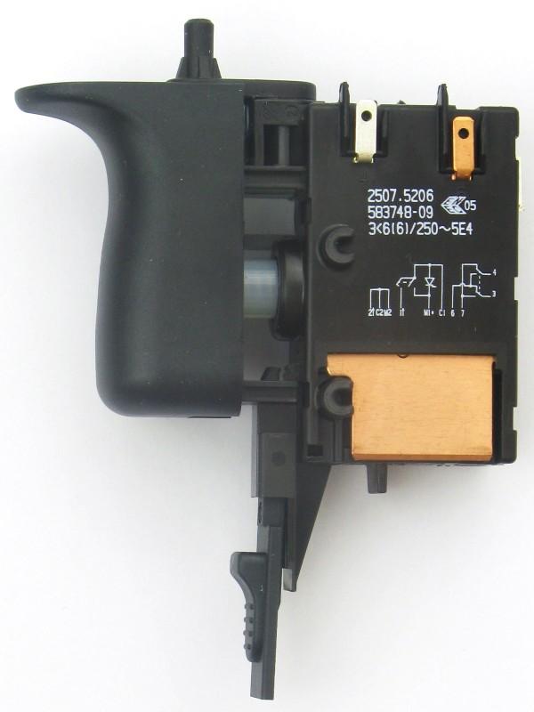 Dewalt 583748-09 original Schalter,Switch Elektronik D 25112, 25113, 25124, 25123, 25114,