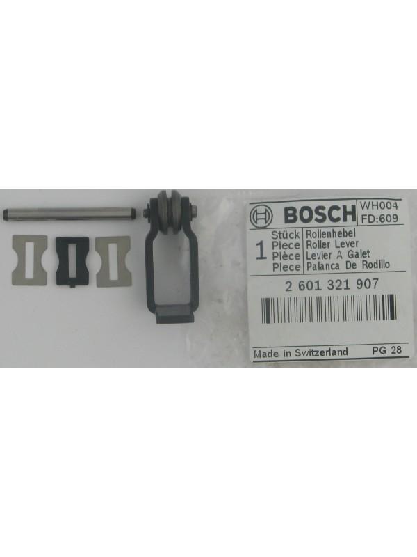 Bosch 2601321907 Rollenhebel für GST 120 E/BE, GST 135 CE/ BCE, GST 600E/BE