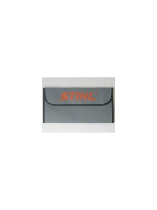 Stihl 00008910810 Original Stihl Stoff Werkzeugtasche für Motorsägen NEU