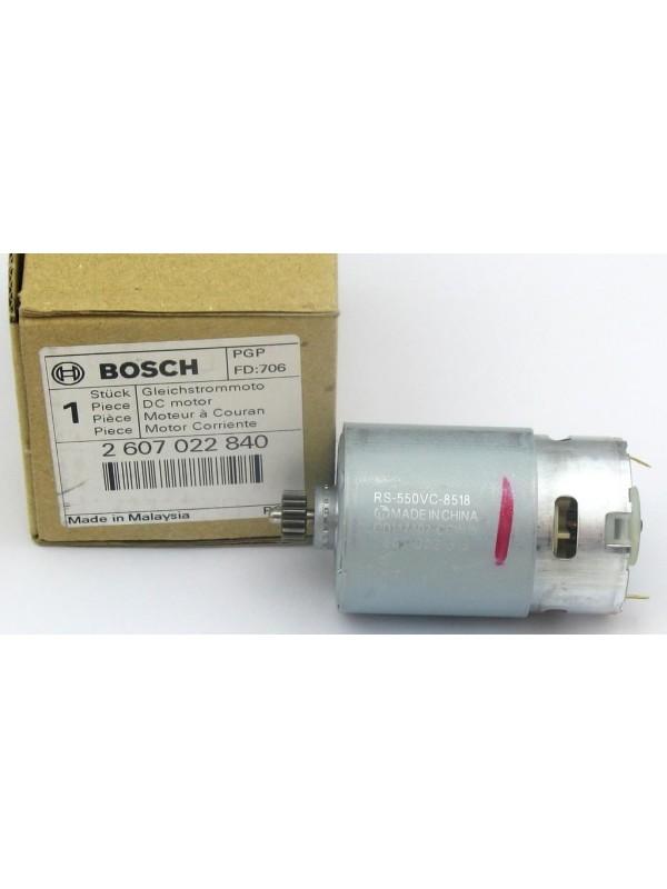 Bosch 2607022840 original Motor 10,8 V GSR 10,8 V-Li PS 20 Gleichstrommotor (1607022515)260702284