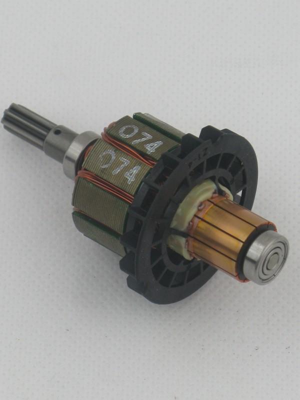 Makita 619375-2 Anker Rotor Motor 18 Volt für BTW251 DTW251