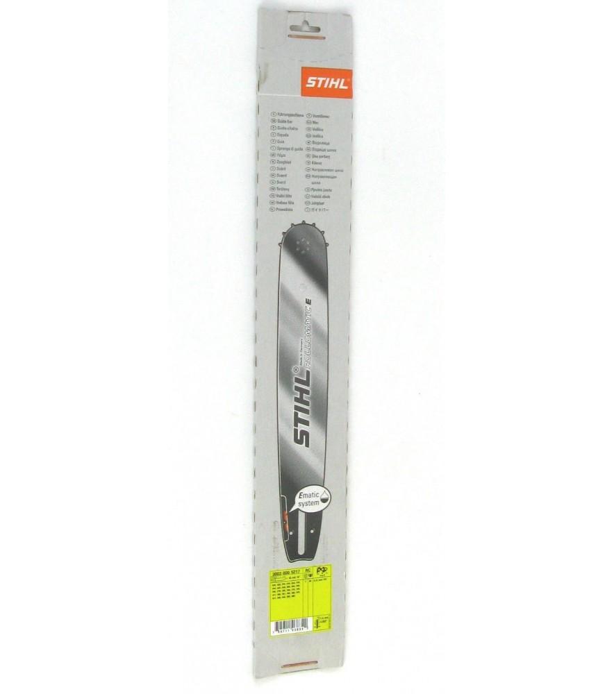 Stihl 30030009417 Führungsschiene Rollomatic ES (3003 000 9417) 45cm 3/8''P 1,6mm Z11