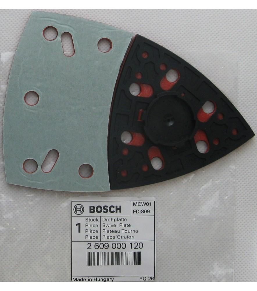 Bosch 2609000120 Schleifplatten Set f.Schleifer PSM 160A/ 160AE, PSM 1400 Ventaro 2 609 000 120