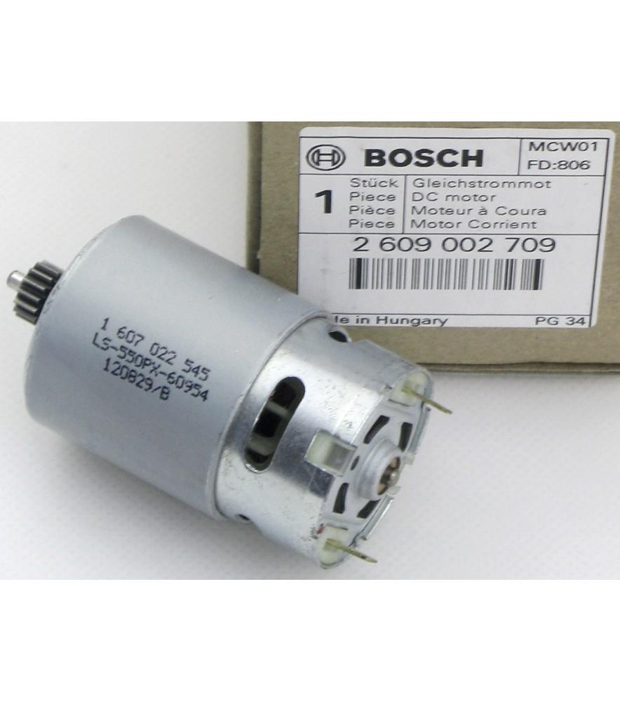 Bosch  original Motor PSR 14,4 Li  3603J54100 Bosch 1607022554 Gleichstrommotor 2609002709