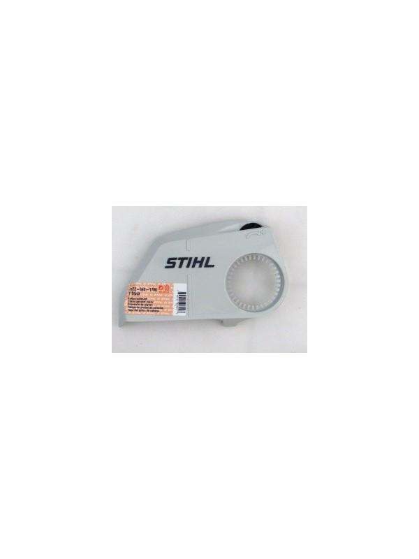 STIHL 11236401700 Kettenraddeckel Schnellspannung für MS 017, 018, 021, 25