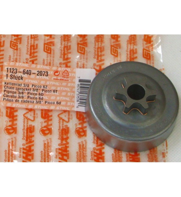 Stihl 11236402073 original Stihl Ringkettenrad für MS 170 180 210 230 250