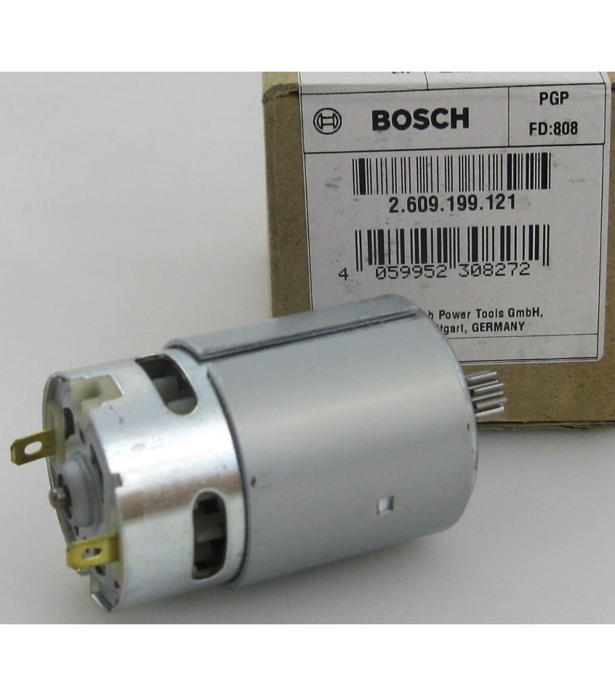 BOSCH 2609199121//3603J55400 original 2 609 199 121 Gleichstrommotor 14,4V Motor zu PSR 14,4 V - 3603J55400