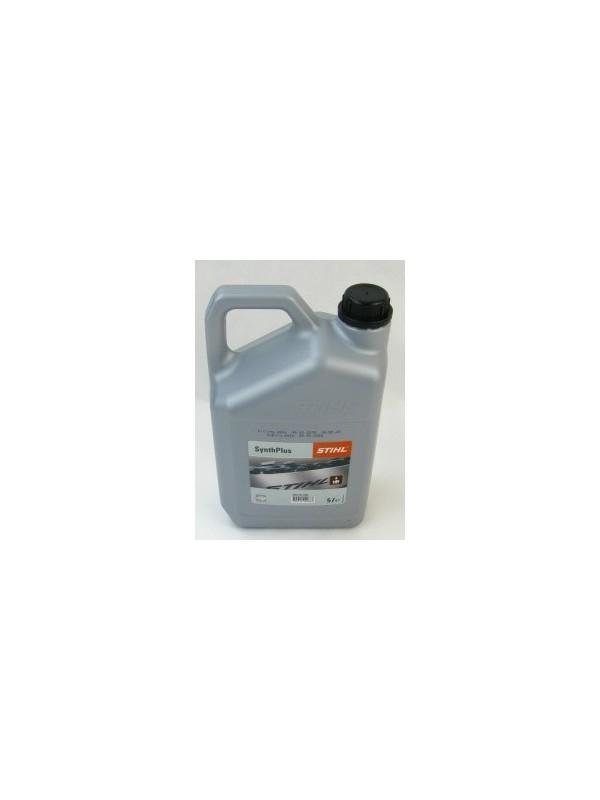 SynthPlus 07815162002 Kettenhaftöl Sägekettenhaftöl Kettenöl 5 Liter