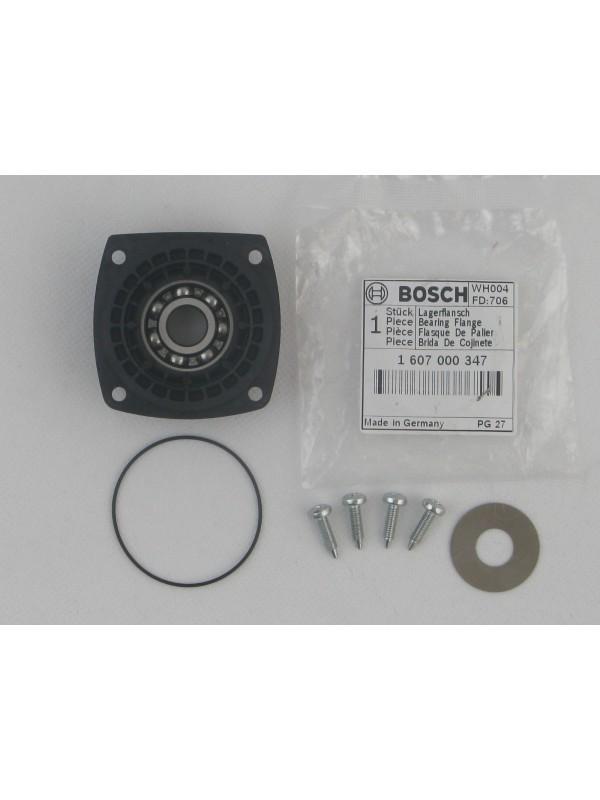 Bosch 1607000347 Lagerflansch für Bosch GWS 10/14-125C/CE, PWS 10/13-125 CE