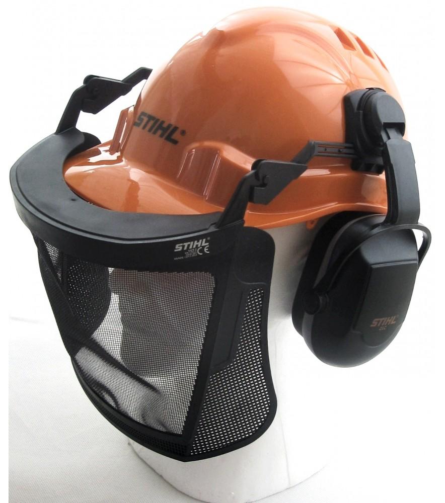 Stihl 00008880810 Helmset Function Basic 0000 888 0810 Forsthelm Sicherheitshelm Kopfschutz
