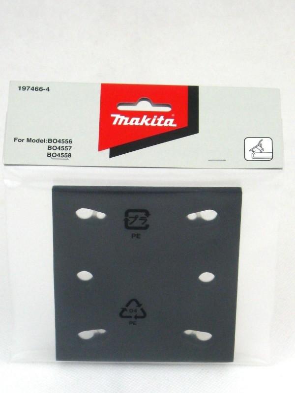 Makita Schleifplatte 158324-9 Exzenterschleifer Original Ersatzteil für BO4556