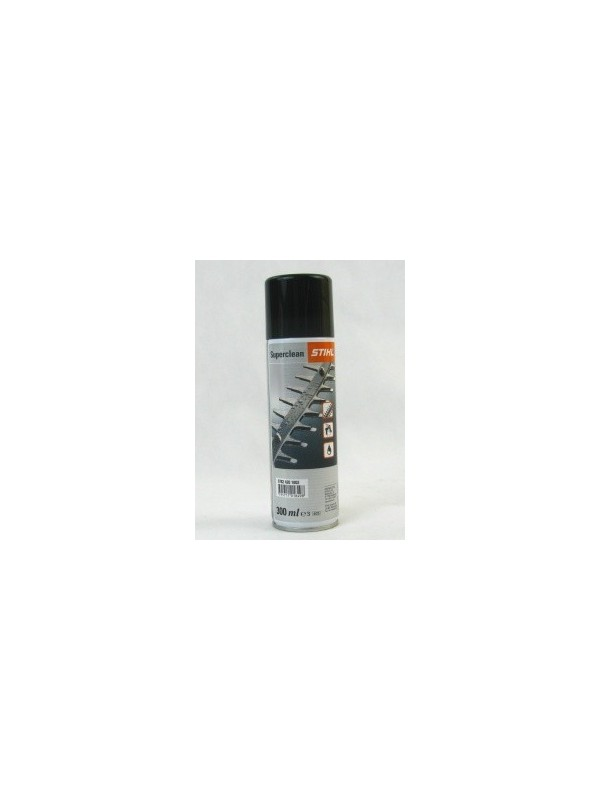 Stihl 07824201002 Superclean 0782 420 1002 Harzlöser 300 ml SpraySchmiermittel  07824201002