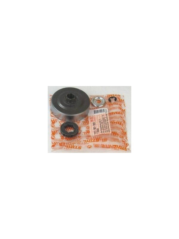 Stihl  original 1121 007 1037 Ringkettenrad für 024, 026, MS 260, MS 240