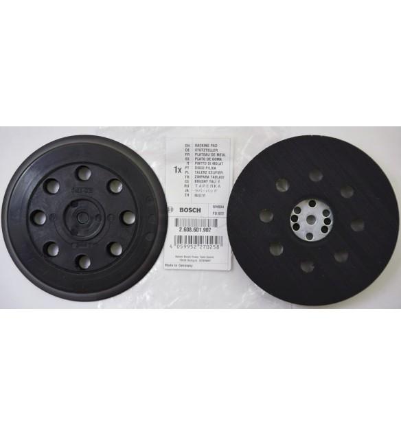 Bosch 2608601902 Klett-Schleifteller 125 mm, PEX 12 A / AE, PEX 400 A / AE, PEX 125 A-1