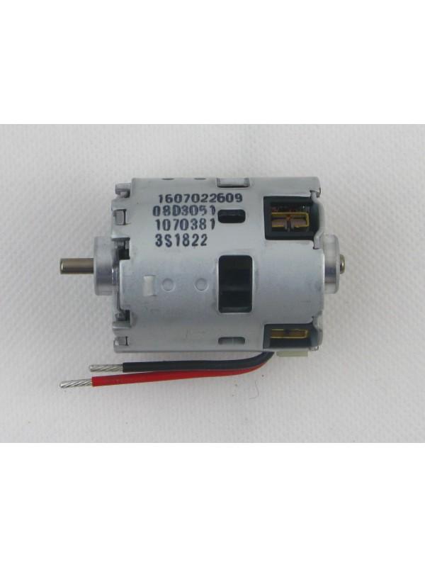 Bosch 1607022609 original  1 607 022 609 Motor 18V Bosch GSR18VE 2-LI GSB18VE 2-LI 1 607 022 609