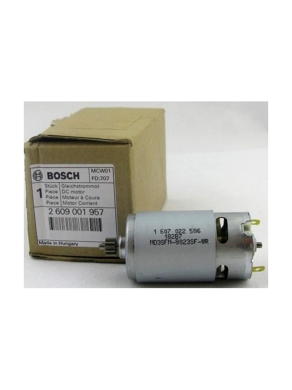 Bosch 2609001957 original Motor PSR 14,4 V Li-2 Gleichstrommotor PSR14,4L 1607022586