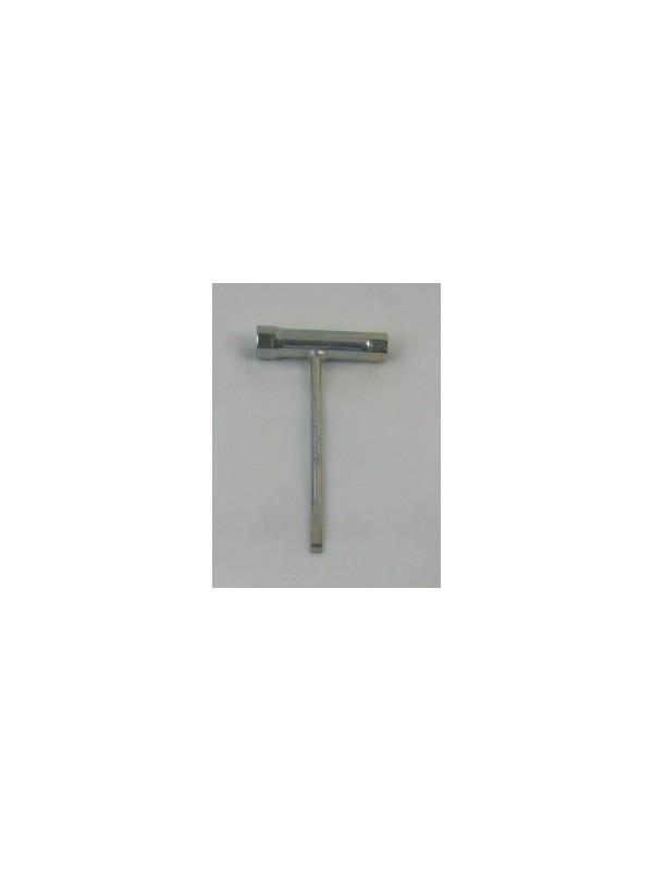 Stihl 00008903400 original Kombischlüssel für Motorsägen 16 x 19 mm 0000 890 3400