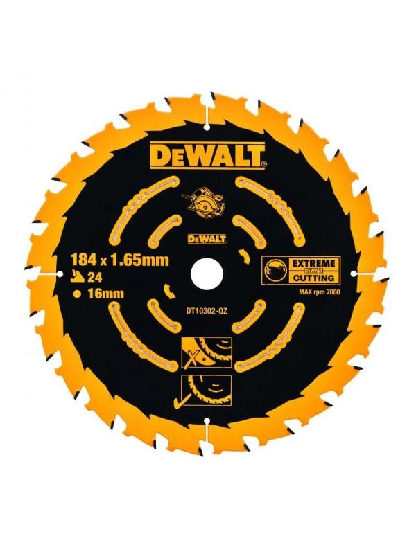 DeWalt Kreissaegeblatt Handkr. 190/30mm 24WZ - DT10304-QZ