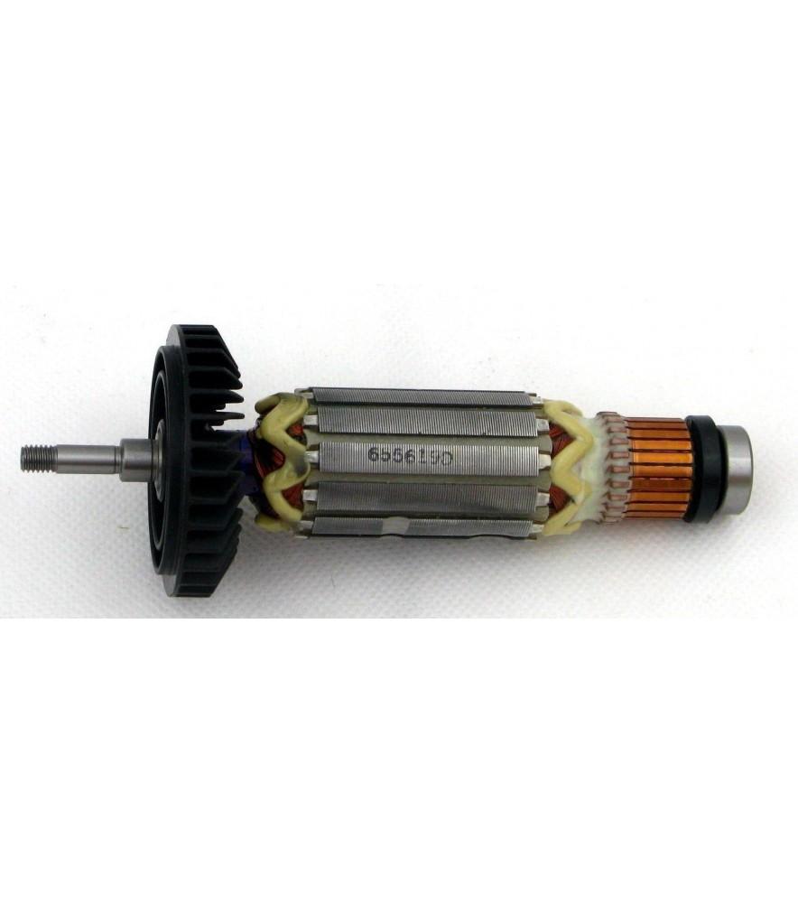 Makita 515234-7 Anker Motor Rotor Original für 9563, 9564, 9564H, 9565, 9565H
