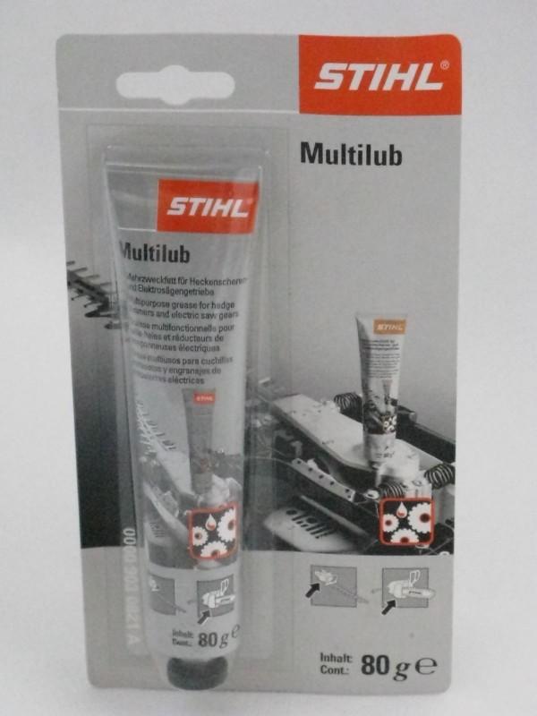 Stihl 07811201109 Mehrzweckfett/Getriebefett HS/E-Säge 80G TUBE,