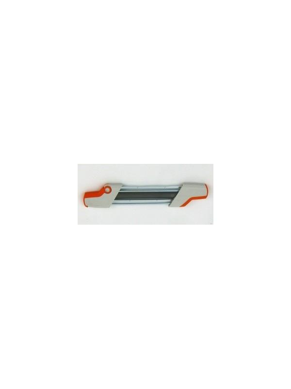 Stihl 56057504305 original Feilenhalter 2 in 1, Stihl 5605 750 4305 mit 5,2mm Rundfeile