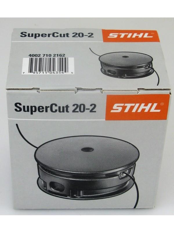 Stihl  SuperCut 20-2  Motorsense 40027102162 Fadenkopf 2,4mm