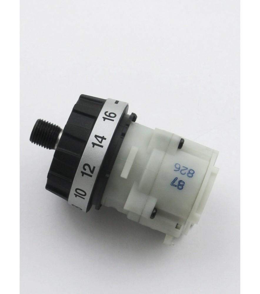 MAKITA 125482-6 original Getriebe Getriebe passend für 6261 D (9,6 Volt)